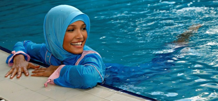 Waterpark Stands With Islam Bans Bikinis In Favor Of Islamically Appropriate Swimwear
